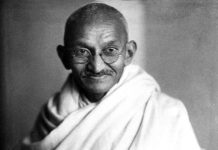 Probe demanded into textbook depicting Mahatma in poor light