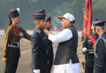 284 cadets pass out from National Defence Academy