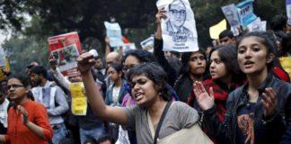 DU teachers' association, NSUI face police action