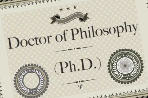 Ph.D. is the most preferred degree by 1.7Lakh Indians : AISHE report
