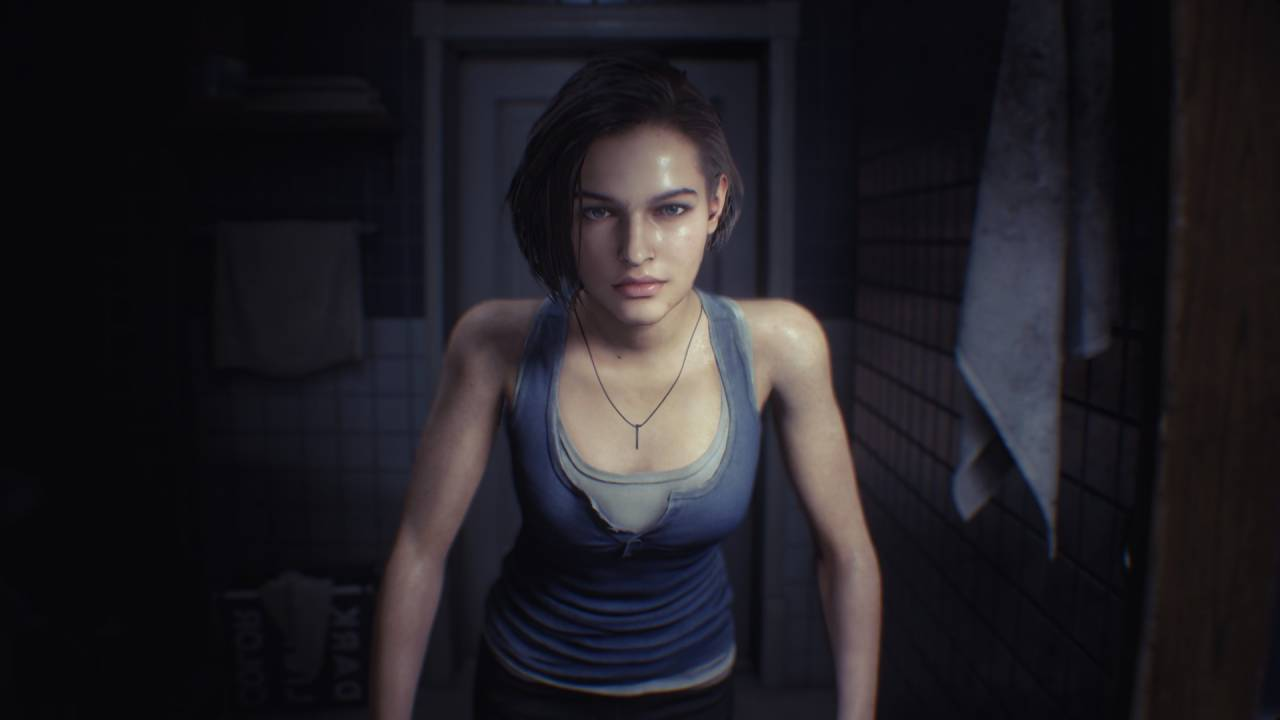 New Images Reveal The Weapon On Nemesis In Resident Evil 3 Remake