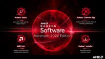 AMD Radeon Adrenalin 2020 software