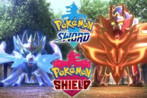 Pokemon sword and shield free gift