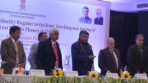 ravi shankar prasad launching portal to block lost mobiles