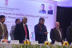 ravi shankar prasad launching portal to block lost mobiles