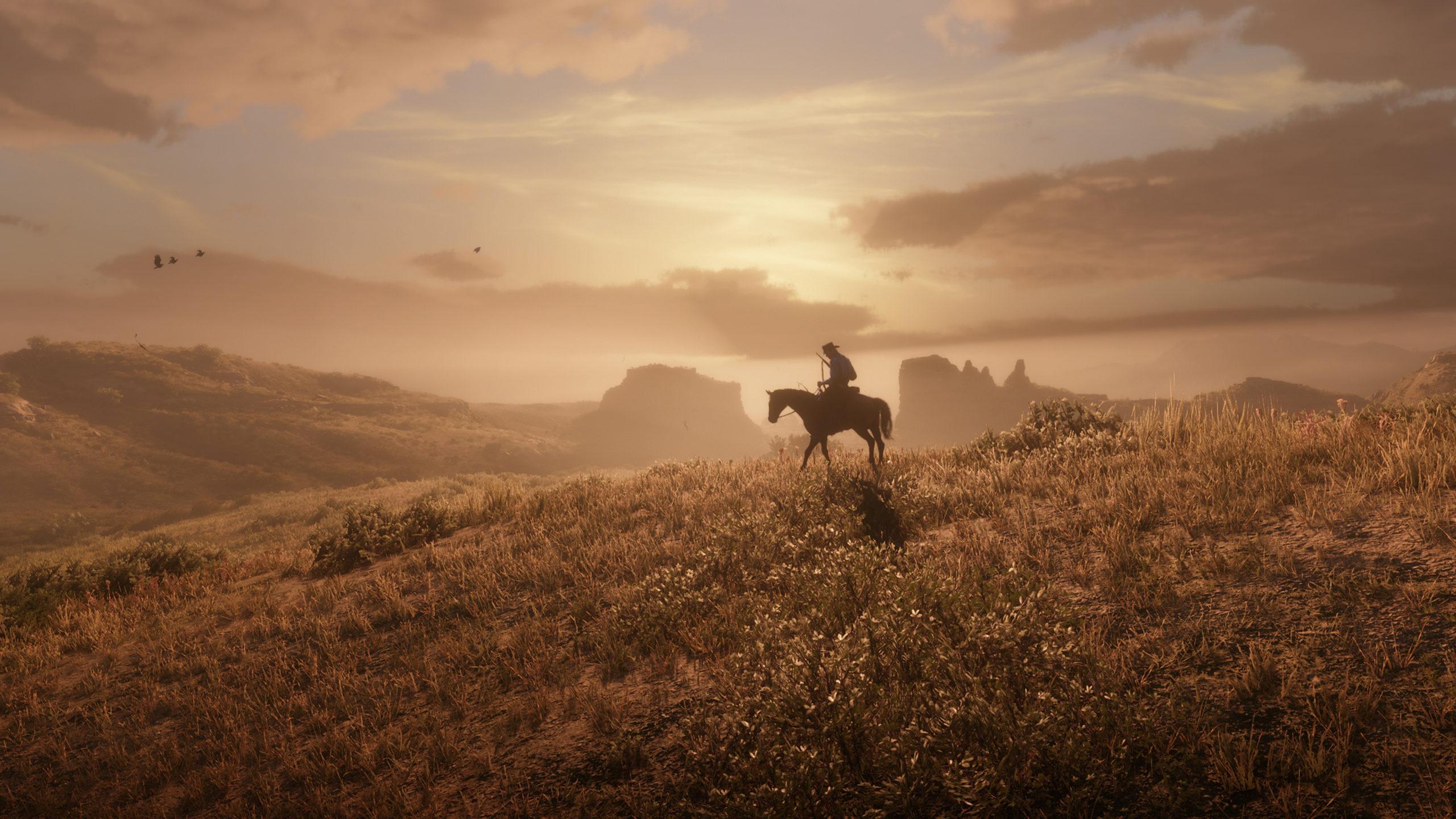 Red Dead Redemption 2 Wallpaper Free Download In 4k Resolution