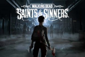 Saints and Sinners- The Walking dead