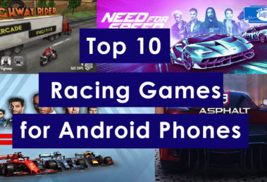 Top 10 racing games for android devices