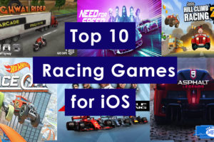 Top 10 racing games for iOS