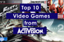 top 10 games from activision