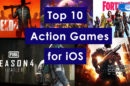 10 best action games for ios