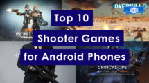 Top shooter games for android
