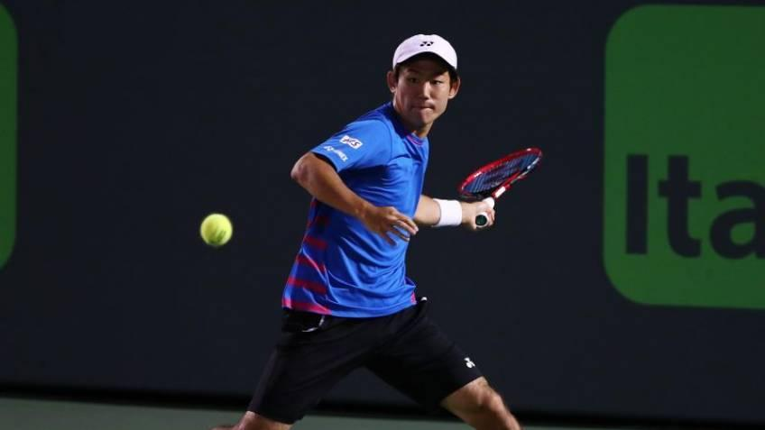 Japanese player Nishioka enters Delray Beach Open final