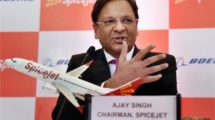 Ajay Singh, CEO Spice Jet