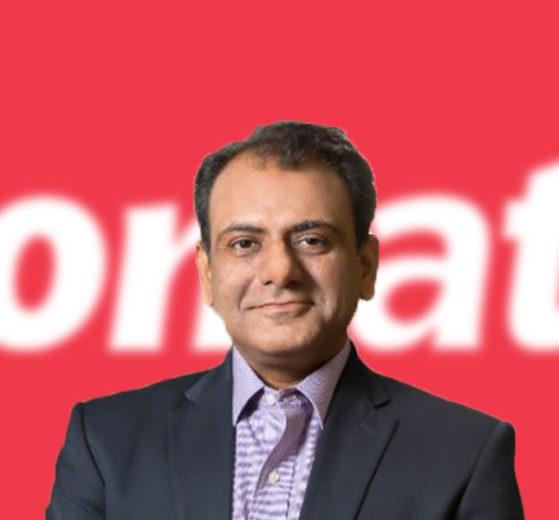 Mohit Gupta co-founder Zomato