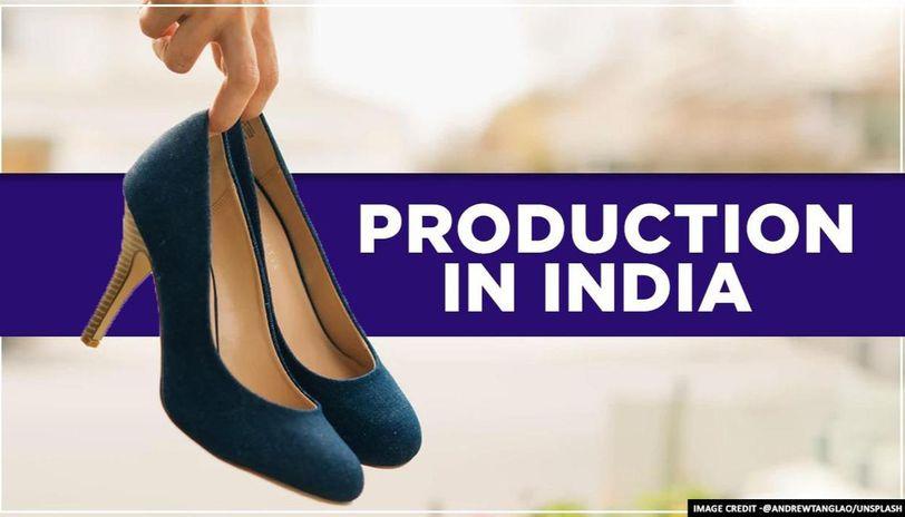 German shoe brand sets foot in Agra