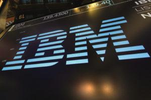 Image of an IBM billboard