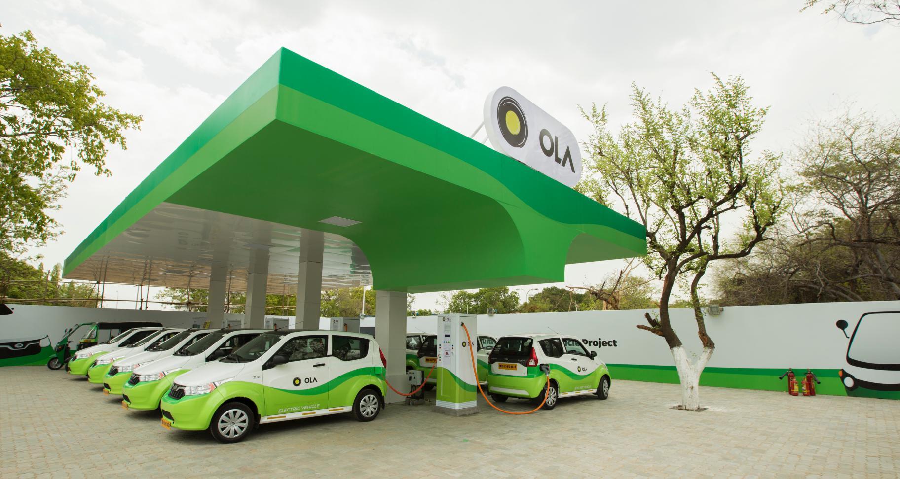 OLA Raises $100 Million Long Term Debt from Bank Of Baroda -
