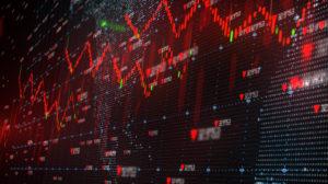 Representative Image of a stock market board depicting trends