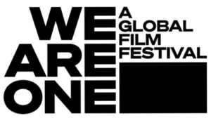 we are one film festival logo