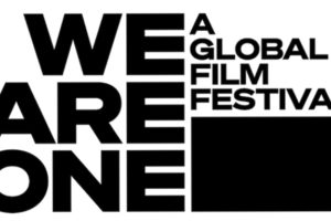 we are one film festival logo