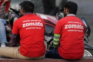 Image of zomato employees
