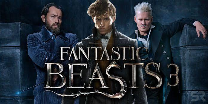 Fantastic beasts 3 cast
