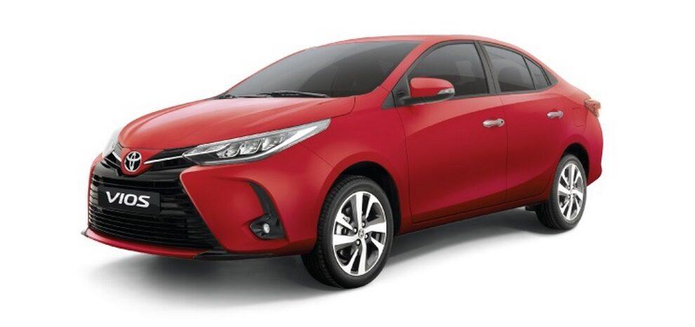2021 Toyota Yaris Facelift