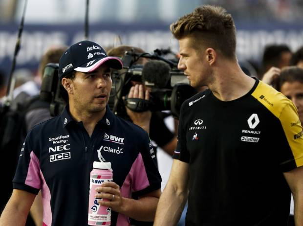 Nico Hulkenberg-Sergio Perez-Formula one. jpg