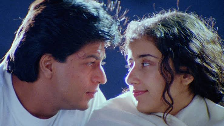 A still from Dil Se