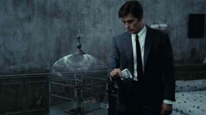 A still from Le Samourai