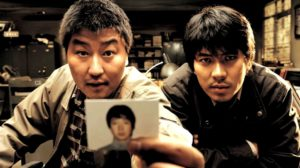 A still from Memories of Murder