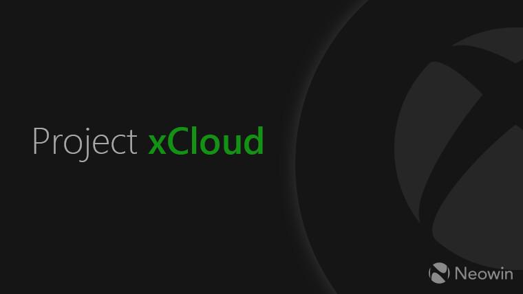 project xCloud logo