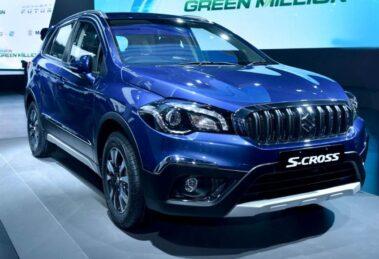 2020 BS6 Maruti Suzuki S Cross Petrol launched