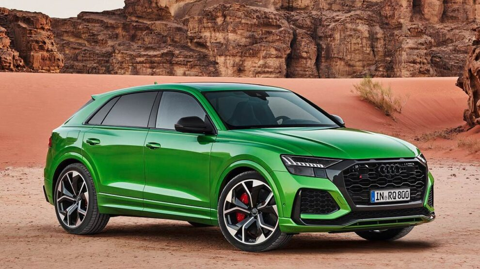 Audi RS Q8 launched in India
