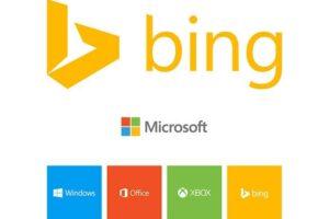 Bing upgrade