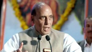 Defence minister Rajnath Singh (ANI File Photo )