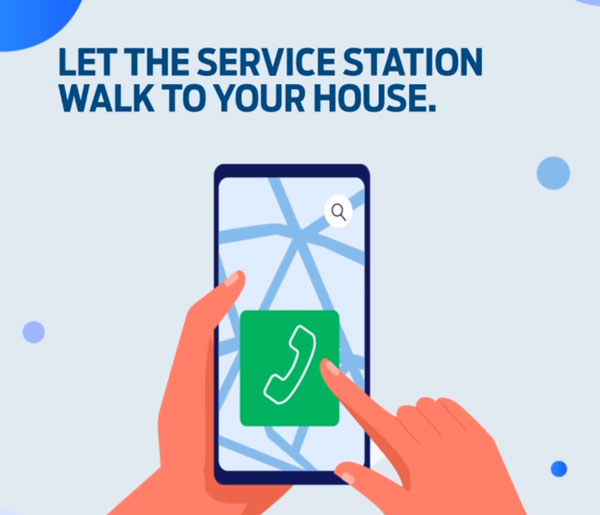 Dial-a-ford-doorstep-service-at-home