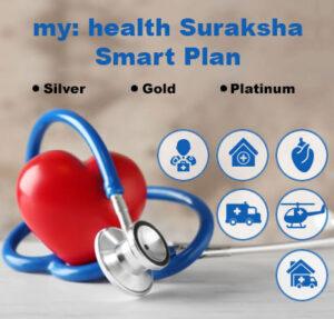 HDFC Ergo 's Health Suraksha Plan It is a plan offers multiple insured sum options
