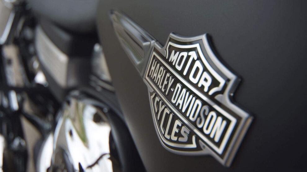 Harley Davidson drops 30