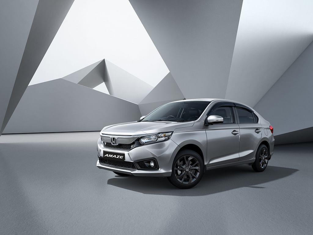 Honda Amaze crosses 4 lakh sales figure