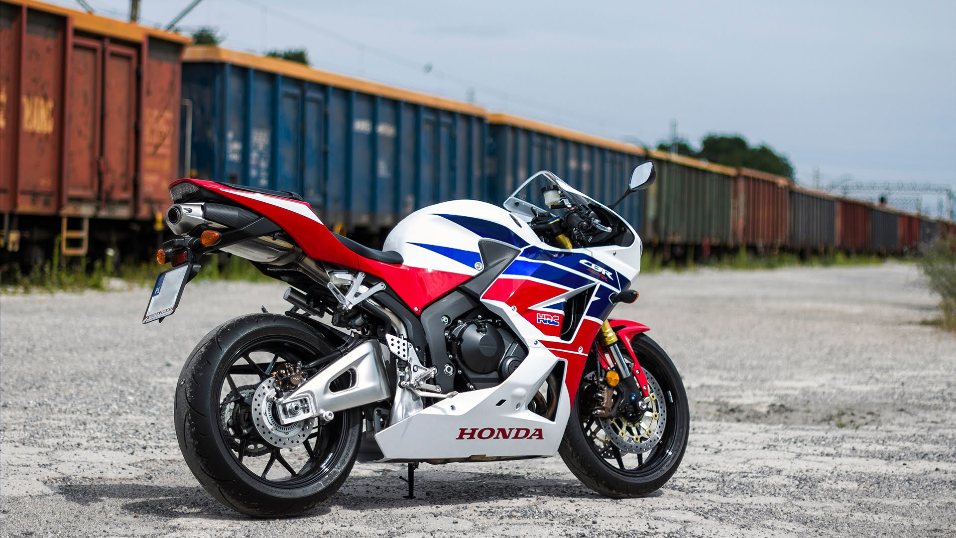 Honda CBR600 RR ready to launch in Japan