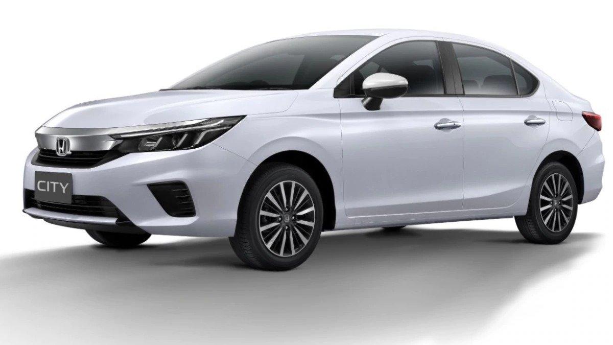 Honda City 5 generation becomes the highest selling sedan