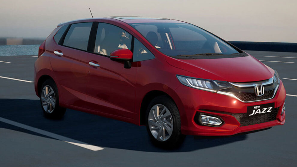 BS6 Honda Jazz launched with a starting price of INR 7.49 ...