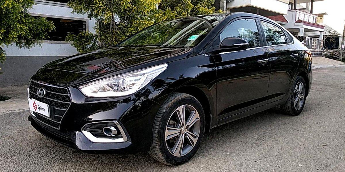 Hyundai Verna 1.6L VTVT