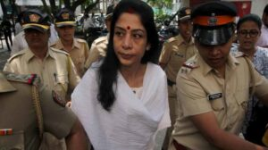 Image of Indrani Mukherjea - the prime accused in Sheena Bora Murder Case