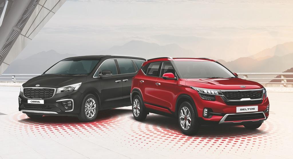 Kia Sales Crosses 1 Lakh mark