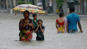 Mumbai floods and rains