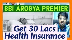 SBI Arogya Premier scheme intended to compensate medical costs for people and their family members.