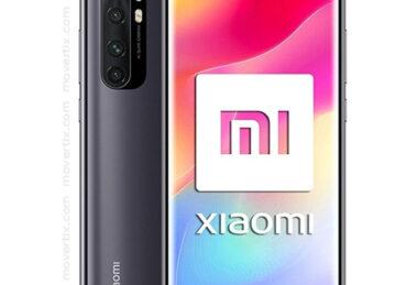 MI logo and device